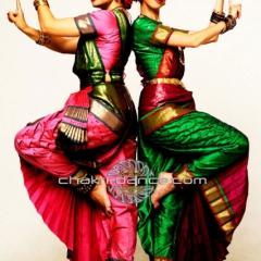 Костюм для классического индийского танца в прокат. Залог 3000 руб. Прокат - 1300
