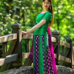 Индийский костюм в прокат. Залог 2000 руб. Прокат - 900