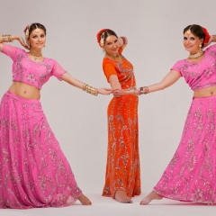 Женский костюм на индийскую вечеринку в прокат. Залог 2000 руб. Прокат - 1000