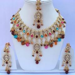 Набор индийских украшений в прокат. Залог 1300 руб. Прокат – 400