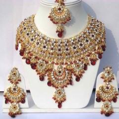 Набор индийских украшений в прокат. Залог 1500 руб. Прокат – 500