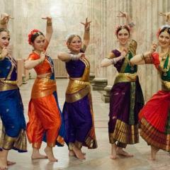 индийские танцы в спб