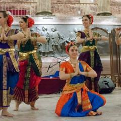 обучение индийскому танцу в спб