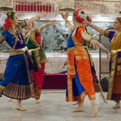 классические индийские танцы в спб