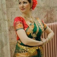 Индийский танец в Санкт-Петербурге