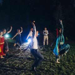 Индийская свадьба на вашей собственной свадьбе