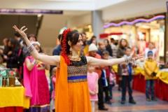 индийские танцы выступление