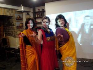 индийские танцы на корпоративе