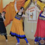 индийские танцы в петербурге