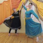 танцовщицы индийского танца