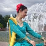 болливуд студия индийского танца