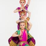 Индийский танец воспитывает выносливость и силу