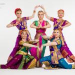 Русские танцовщицы классического стиля кучипуди