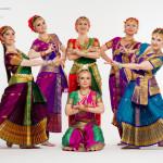 """Костюмы для классического индийского танца от студии """"Чакри"""""""