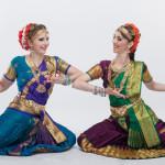 Прекрасные костюмы для классического индийского танца в стиле кучипуди