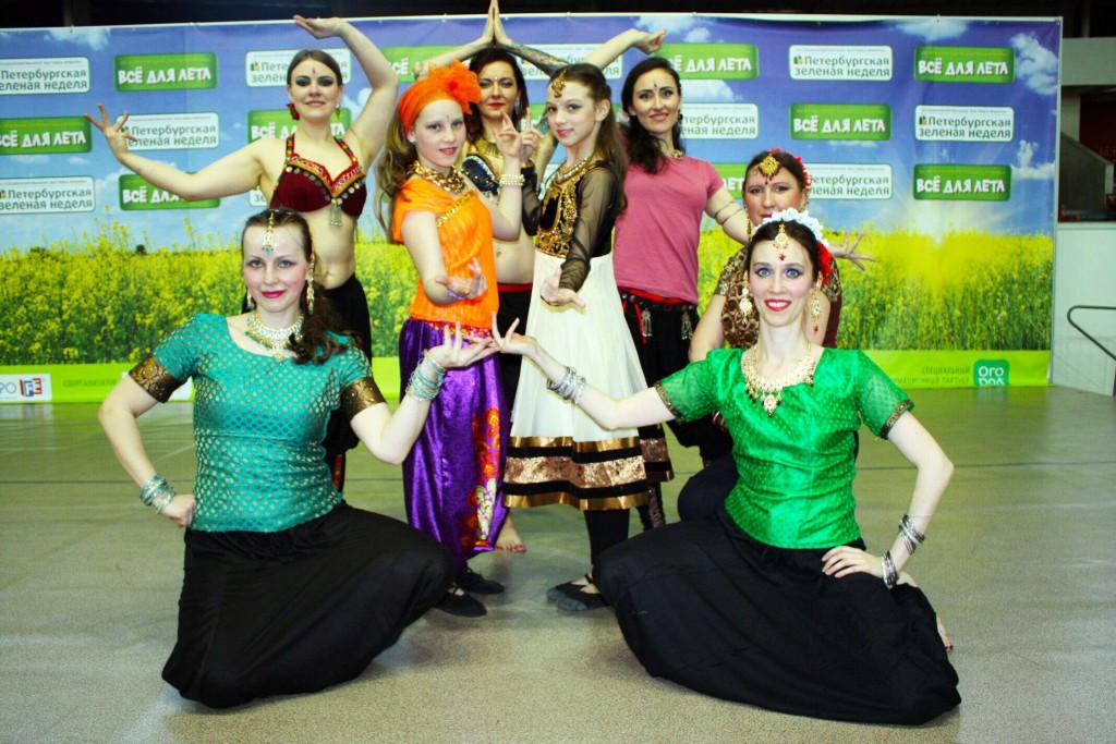 школа индийского танца в петербурге