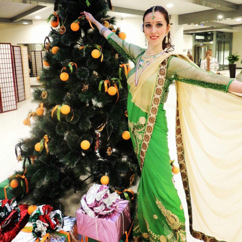 Индийские танцы в санкт-петербурге