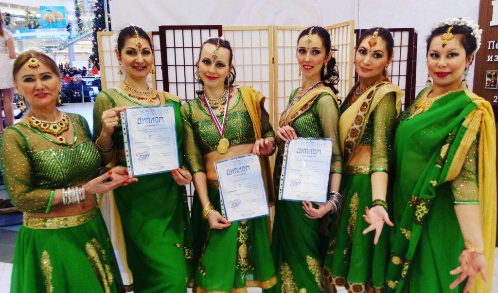 школа индийского танца спб