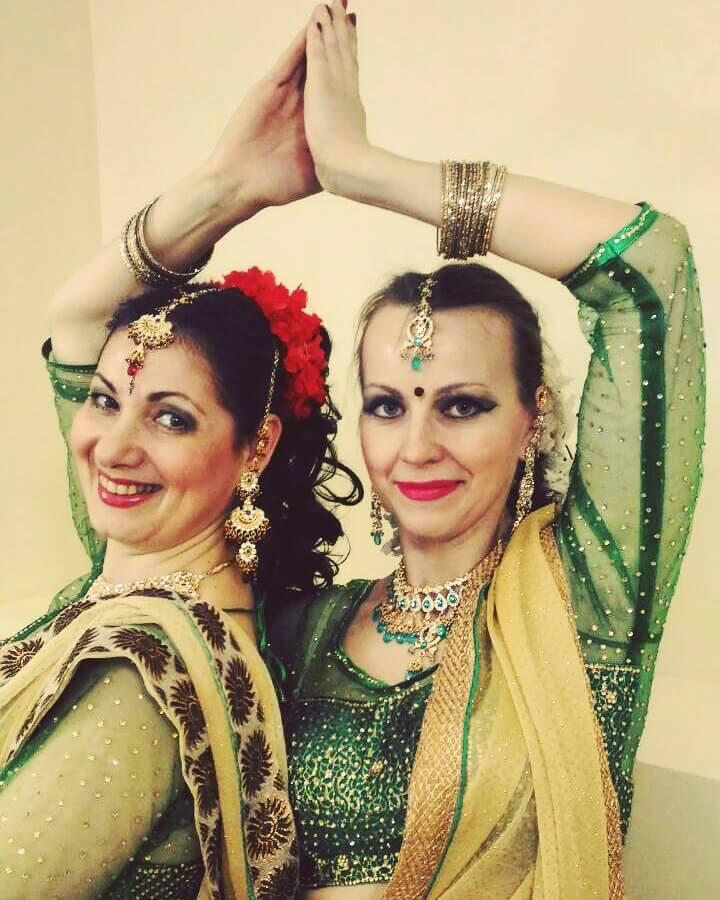 занятия индийскими танцами спб