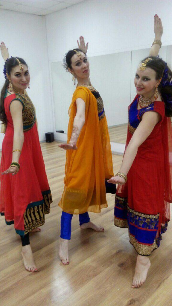 индийские танцы на тв